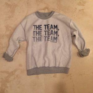 University of Michigan Sweatshirt The Team
